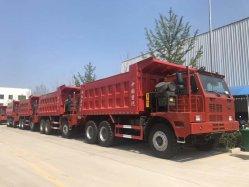 Сино HOWO 10 Уилер Самосвал 420HP 70 тонн добычи полезных ископаемых для продажи самосвального кузова
