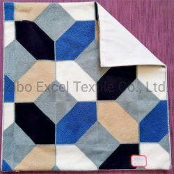 Tricotado étnicos Macrame Pendão Almofada bordada algodão sólido
