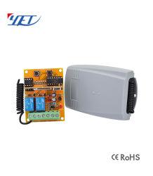 Controller des Gatter-Yet402PC-2.0 Universal12v/24v/der Garage-Tür-entfernten Station