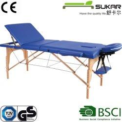 Складной массажный кабинет кровать для распознавания лиц / массажный стол с Ce