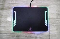 Het automatische Stootkussen van de Muis met de Glanzende LEIDENE Kabel van USB