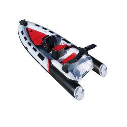 19feet 5.8m Rippen-Boots-/Hypalon Boat/PVC Boots-steifes aufblasbares Boot/Geschwindigkeits-Boot/Gummiboot/Fiberglas-Boot/Fischerboot/Boot