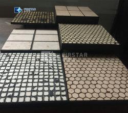Износ&Ударопрочный керамические резиновой подкладкой для вентиляционных каналов, Metallurgic завод