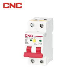 Ycb9le-80m RCCB/RCBO imprägniern Selbstrücksetzen-Handrücksteller-elektrischer Überlastungs-Schoner Mini-Sicherung des Wechselstrom-Gleichstrom-thermische Schoner-Schalter-MCB