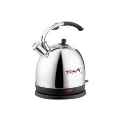 apparecchio di cucina dell'acciaio inossidabile 4L che fischia caldaia elettrica con Ce