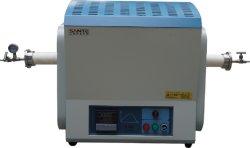 1400c vacío de alta temperatura tubo eléctrico Horno para Tratamiento Térmico