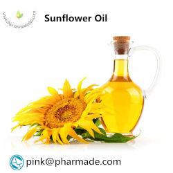 La santé de l'huile de tournesol à base de plantes jaune clair dela vente