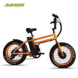 [20ينش] إطار العجلة سمينة كهربائيّة درّاجة شاطئ طرّاد ضعف محرّك