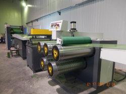 PPのPEのフットボール競技場の芝生の人工的な草ヤーンの押出機機械