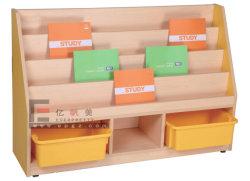 Madera de alta calidad Armario de almacenamiento de los niños