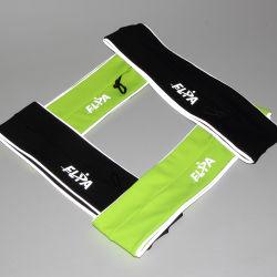 Moda Flya Logotipo personalizado resistente al agua de neopreno elástico ajustable Pack de viaje Deportes Ciclismo en la cintura de Lycra Correa reflectante ejecutando