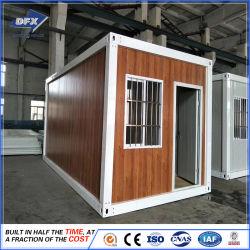 Paneles sándwich de madera Edificio contenedor prefabricados