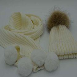 Mesdames Trendy hiver Hat Beanie Hat bon marché