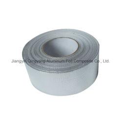 Buon nastro d'imballaggio del di alluminio dell'isolamento termico di adesione di resistenza termica forte