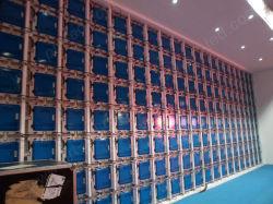 Binnen P5.33 Full Color LED Media Player met Panel 576X576mm