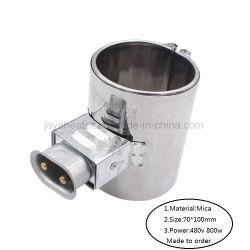 De elektrische Verwarmer van het Vat van de Isolatie van het Mica van de Verwarmer van de Band