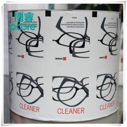 Utilização médica papel alumínio para almofada de limpeza de óculos