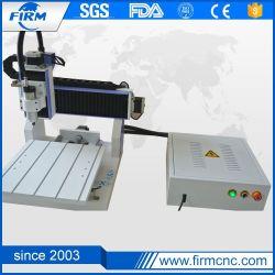 Hölzerne MDF-Stich-Tischplattenliebhaberei Mini-CNC-Fräser-Maschine 6090