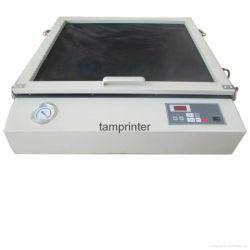 패드 플레이트용 진공 UV 정렬 장치 노출 기계