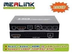 Scart zum HDMI Konverter