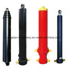 Telescopische Hydraulische Cilinder voor Vrachtwagen en Aanhangwagens