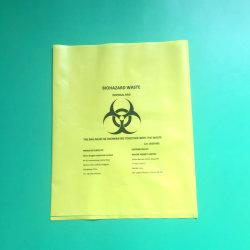 Matériau écologique le PEBD/PEHD Sac Biohazard