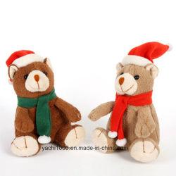 Presente de Natal Animal recheadas de pelúcia ursinho de brinquedo