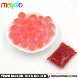 Les billes de gros de l'Eau Rouge Perles Perles Perles en cristal de la gelée de gel pour Orbeez Toy