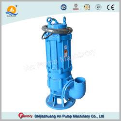 El uso de la casa de baja potencia de 220V sumergible de la mano de la bomba de agua