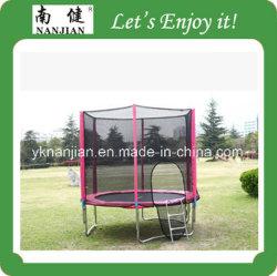 10ft Trampoline Bed & Enclosure مع شهادات GS CE لـ الأطفال والبلدان