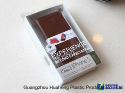 PVC de plástico transparente para iPhone 6 Plus caso Caixa de embalagem (HH015)