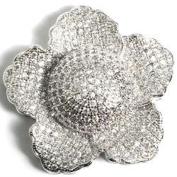 Bijkomende Componenten van de Bloem Zircon van de manier de Kubieke voor de Juwelen DIY van de Halsband
