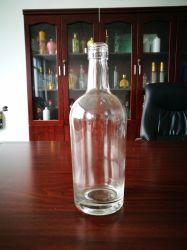 700 ml vidrio cristalizado el Vodka y vino/licores/botella de licor