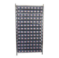 Étagère en plastique Bin système rack pour petites pièces d'organiser