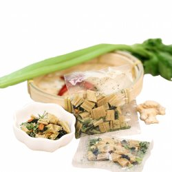 Bustina di verdure essiccate con pasta di verdure istantanea di alta qualità