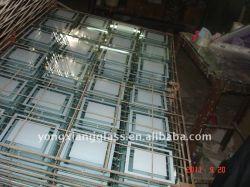 جيّدة يليّن [سلكسكرين] طباعة زجاجيّة باب سعر من الصين ممونات [نوفل] زجاج