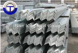 Barra di angolo d'acciaio galvanizzata, angolo d'acciaio del ferro di /Galvanized galvanizzato /Unequal della barra di angolo della l$signora Metal Equal