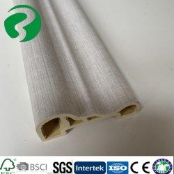 흰개미떼 내막 장식 라인 WPC 재료 벽면 패널 보조 태국 시장을 위한 라인 스페셜