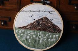 클래식 수제 곤충 이미지 바느질 수공예 자수 키트 DIY