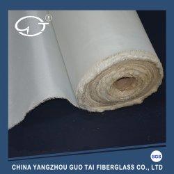 Haute Temp. La résistance de la poudre de fibres de céramique Fire-Proof verre recouvert de tissu pour sac de filtre