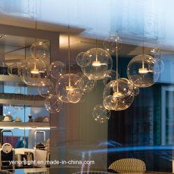 La moderna iluminación LED lámpara colgante lámpara de araña de diseño de Mickey Mouse