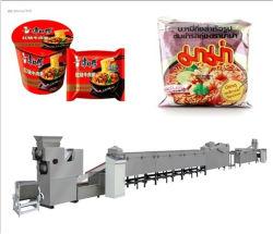 Máquina Automática de processamento de alimentos da linha de produção de macarrão instantâneo