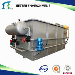 A indústria de tratamento de águas residuais, óleo e água de esgoto separada do dispositivo de tratamento