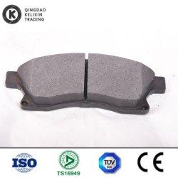 Средства настройки экспорта автомобилей Chevrolet и Opel керамические Semi-Metal высокого качества для тормозных колодок (D1497) автомобильных запчастей