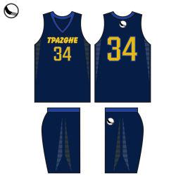 Custom Sportswear se sublima Basquetebol Basquetebol Design uniforme camisolas para homens