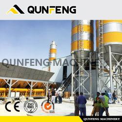 Planta de procesamiento por lotes concretos (HZS60) / planta mezcladora de concreto