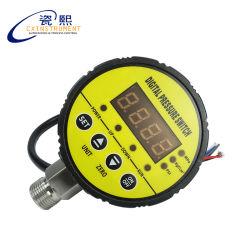 Precision фунтов цифровой манометр гидравлического давления воздуха масла
