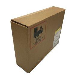 O logotipo personalizado impresso Produtos Eletrônicos de papelão ondulado reciclado estojo do computador portátil laptop dom de papel de embalagem de envio de correspondência caixa de papelão da embalagem