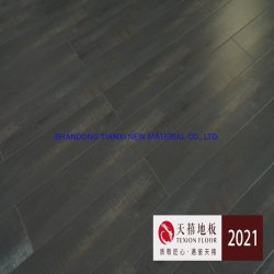7mm 8mm 10.5mm 12mm Piso Laminado Piso Laminado de HDF MDF color madera Floring Superficie