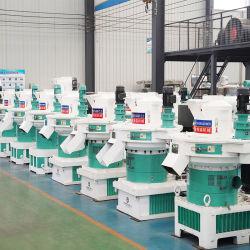Fabricante China de paja, aserrín de biomasa de tallos de maíz//cascarilla de arroz/Precio de la línea de producción de pellets de madera